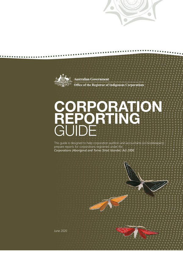 Corporation reporting guide