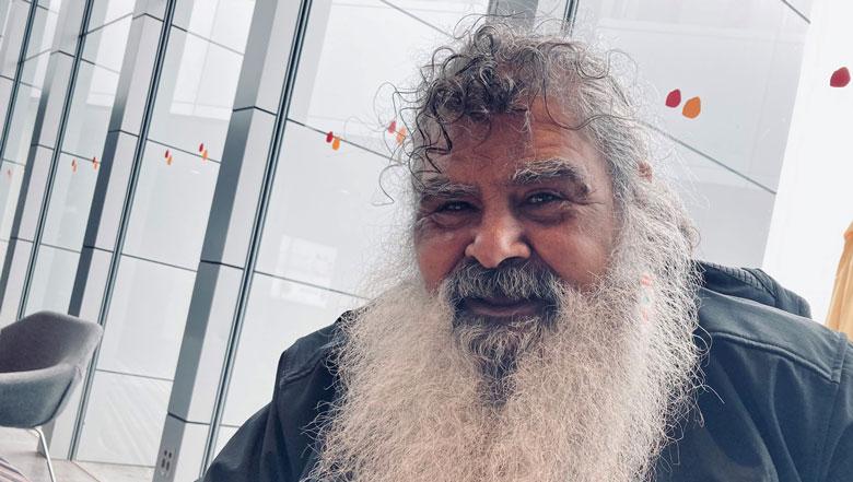 Jeffrey Newchurch, chair of Kaurna Yerta Aboriginal Corporation RNTBC