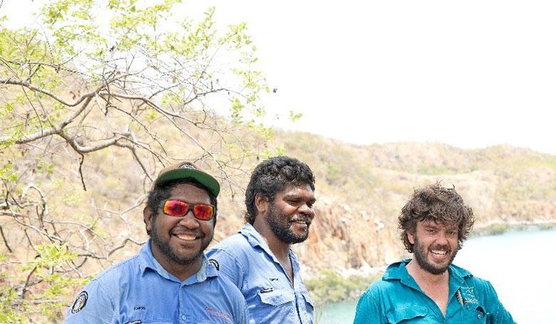 Rangers of Dambimangari Aboriginal Corporation