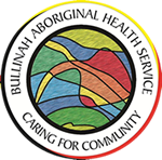 Logo for Bullinah Aboriginal Health Service