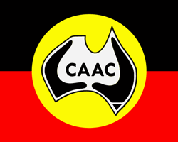 Logo of Central Australian Aboriginal Congress