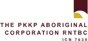 Logo for the PKKP Aboriginal Corporation RNTBC