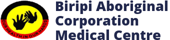 Logo of Biripi Aboriginal Corporation Medical Centre