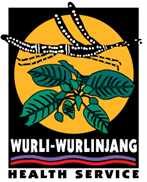 Logo for Wurli-Wurlinjang Aboriginal Corporation