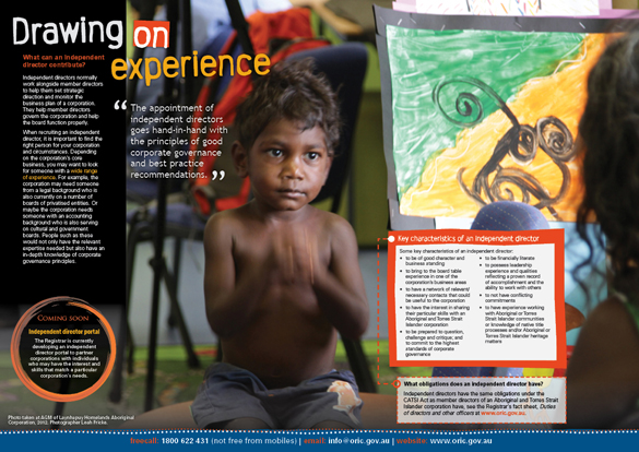 Drawing on experience centre spread