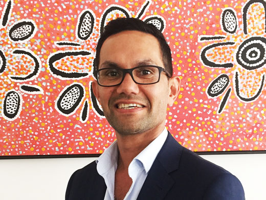 Mr Selwyn Button, Registrar of Aboriginal and Torres Strait Islander Corporations