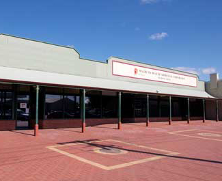 The Regional office in Broken Hill