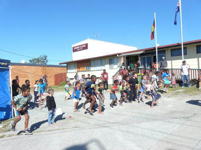 3.	Our children: learning traditional dancing at NAIDOC 2014