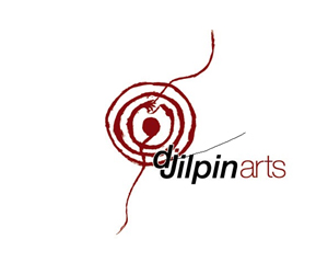 Logo of Djilpin Arts Aboriginal Corporation