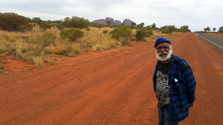 Glen Cooke, one of the directors of Rottnest Island Deaths Group Aboriginal Corporation