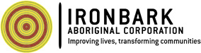 Logo for Ironbark Aboriginal Corporation