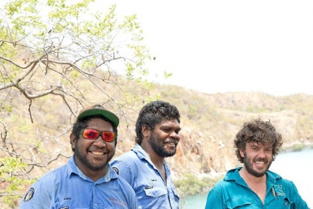 Rangers of Dambimangari Aboriginal Corporation